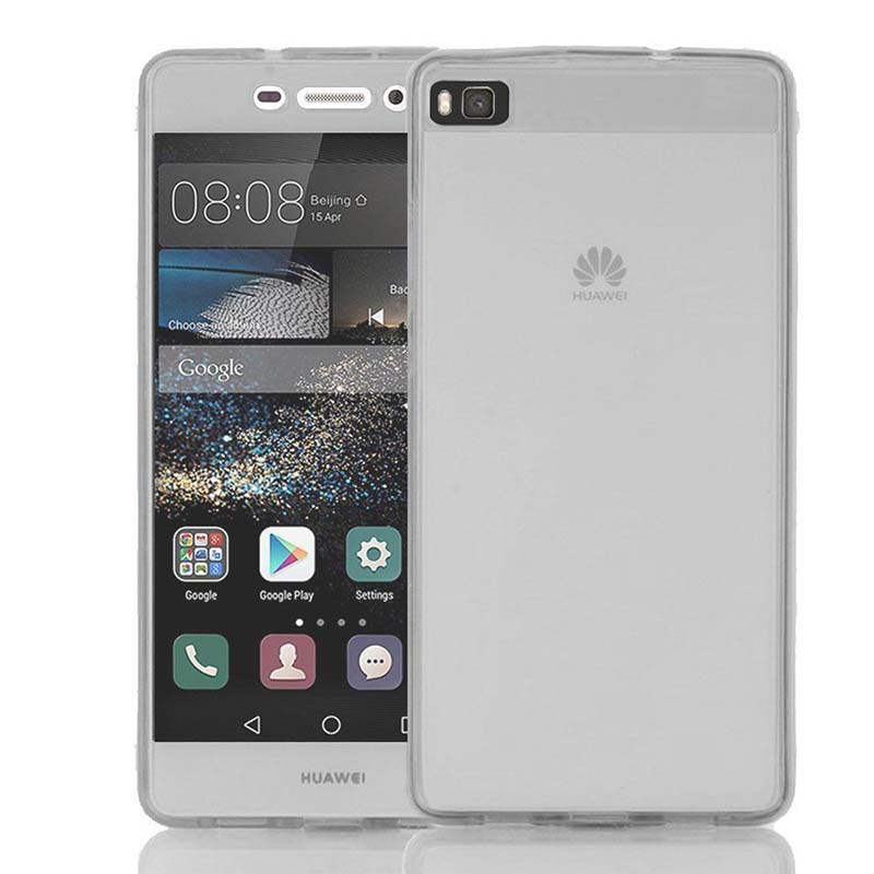 ProElite for Huawei Mate 10 Lite P20 Lite P9 Lite P10 Plus Soft 360 Full Body Protective Cover TPU Silicone Flexible Clear Case