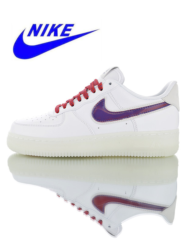 579fc22350 US $85.57 57% OFF|Original New Arrival Nike Air Force 1 AF1 Men's and  Women's Authentic Skateboarding Shoes Sports Sneakers BQ8448 100-in ...
