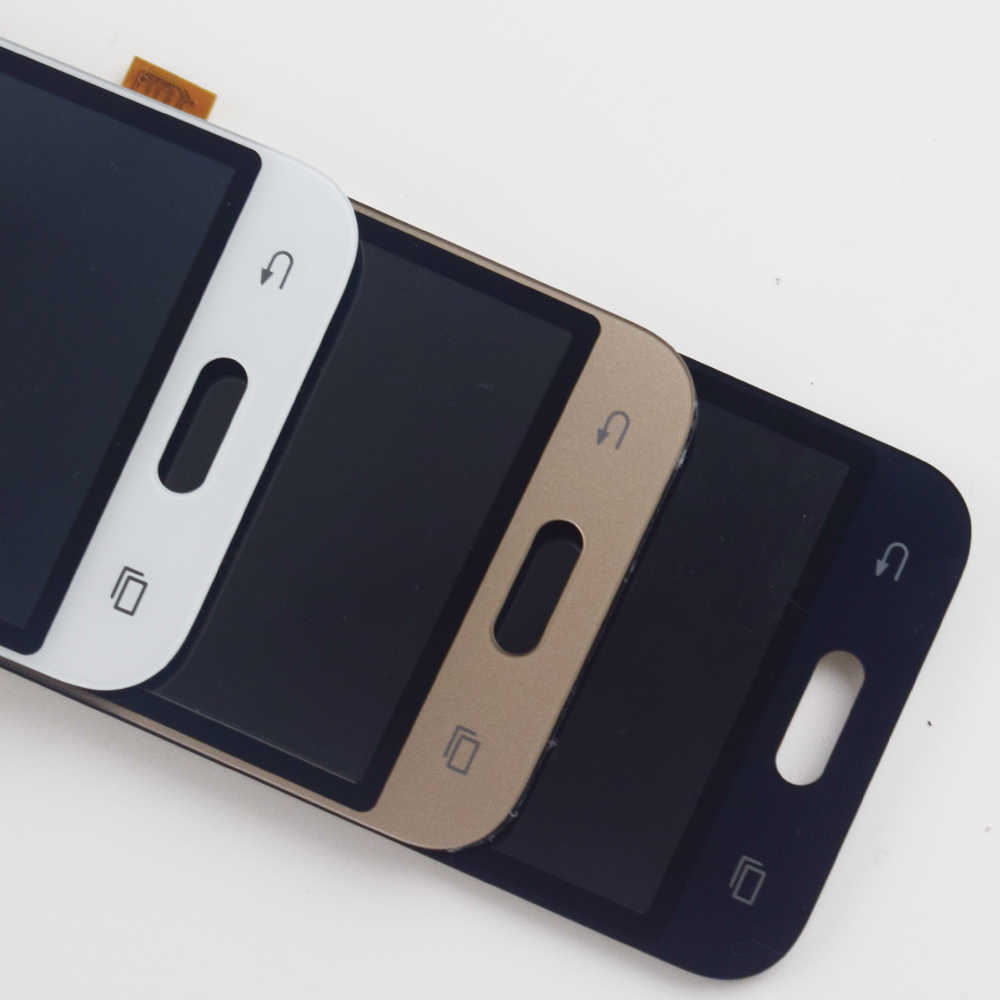 Para Samsung Galaxy J1 Mini SM-J105F J105 J106 pantalla táctil completa digitalizador Sensor cristal + pantalla LCD Monitor montaje