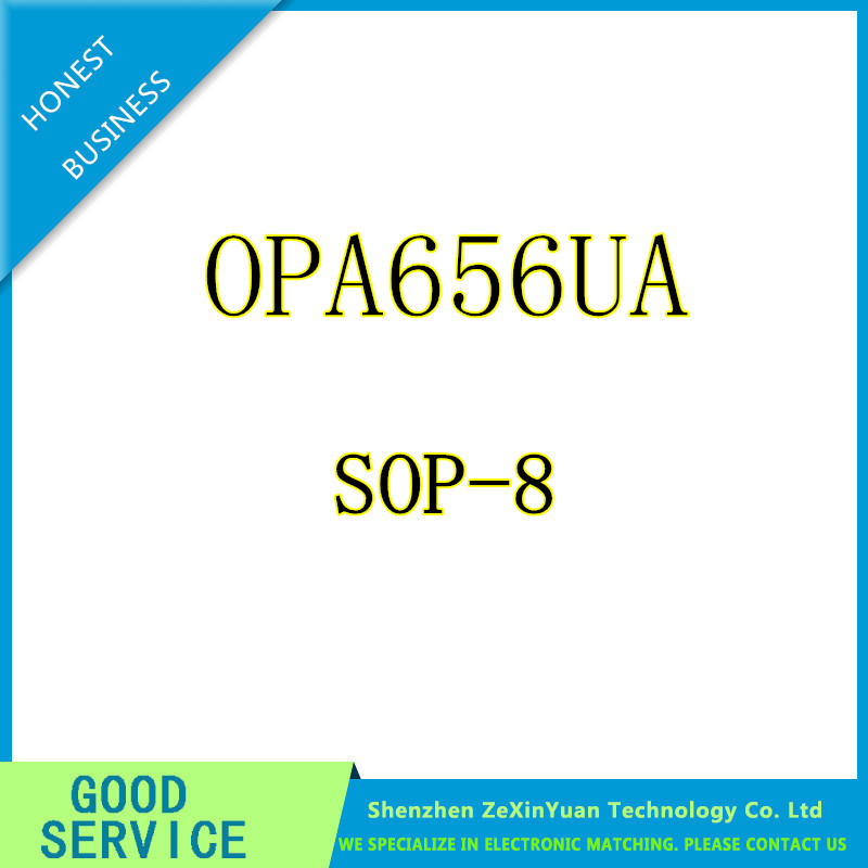 5PCS/LOT <font><b>OPA656</b></font> OPA656U OPA656UA SOP-8 NEW image