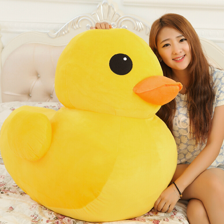 12-30CM-New-Arrival-Stuffed-Dolls-Rubber-Duck-Hongkong-Big-Yellow-Duck-Plush-Toys-Best-Gift (3)
