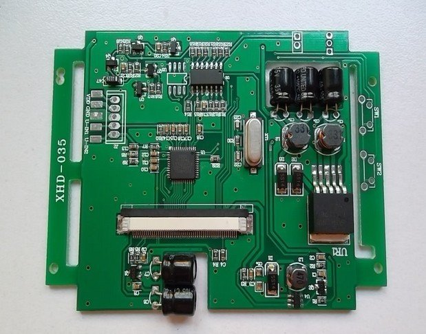 LQ035NC111 жидкокристаллический езды доска