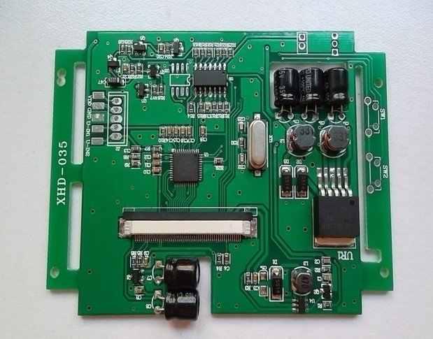 LQ035NC111 жидкокристаллический управляющая плата
