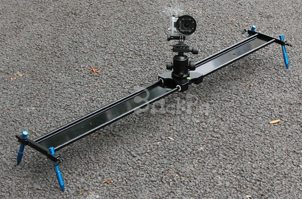 ФОТО DV mini camcorder professional camera slider panning track 100cm for 60d 70d 5d mark II III 6d 7d d610 d7100 d810 A99 A7S A77 II