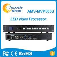 AMS MVP505S Full Hd Video Switcher Kystar Ks600 Switcher Video Av Sdi Vga Hdmi Dvi Input