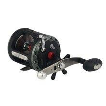 Катушка для морской рыбалки, катушка для морской приманки, катушка для литья 12+ 1BB, подшипники, литые барабанные колеса# E2