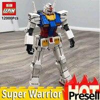 NEW DHL Lepin MOC Series 26001 Super Robot Warrior Model voltron Man action Educational Toys for Children Building Blocks Bricks