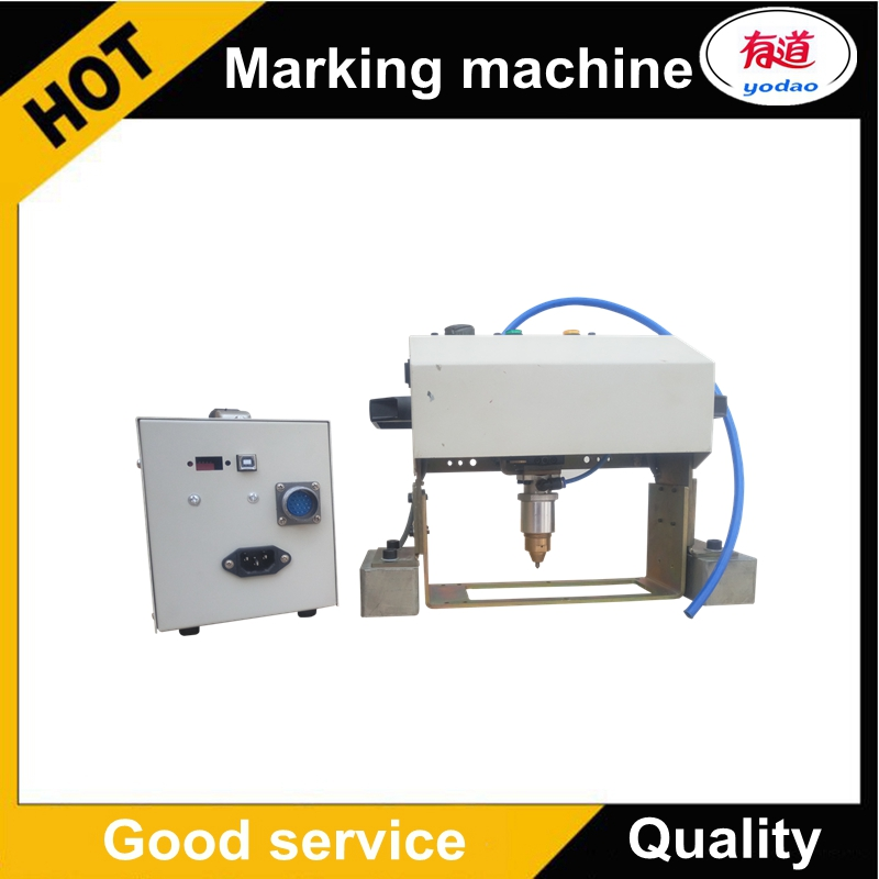 Portable dot peen marking machine for stainless steel,metal tag stamping machine 140*40mm 110V 220VPortable dot peen marking machine for stainless steel,metal tag stamping machine 140*40mm 110V 220V