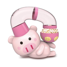 Automatic lovely pig Popcorn machine hot air popcorn maker household popcorn maker 220V/50HZ