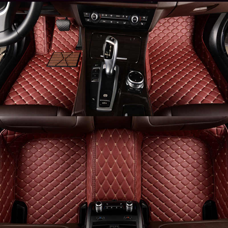 Niestandardowe dywaniki samochodowe dla Ssangyong wszystkie modele actyon kyron rexton w przewodniczący korando tivolan rodius musso samochód sportowy akcesoria