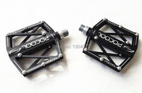 Free Shipping Newest Lightweight Aluminum POCOOL LCW 3 CNC Bicycle Pedals Multicolor Peilin