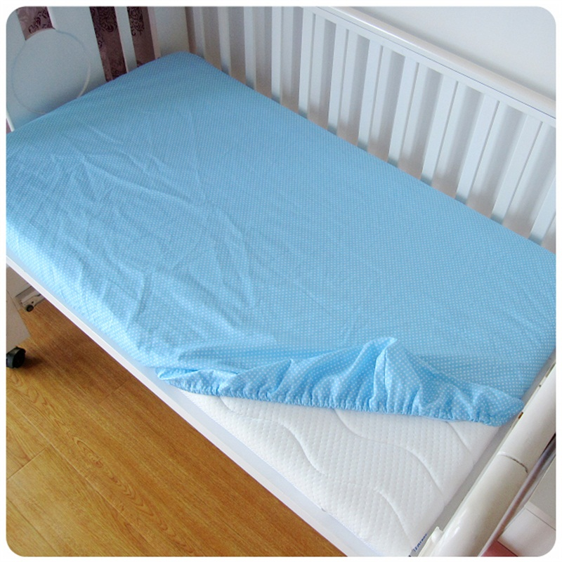 Aliexpress Hot Cotton Baby Ed Sheet Cartoon Crib Mattress Cover Elastic Around Kids Bed 120 70 5cm Children From Reliable