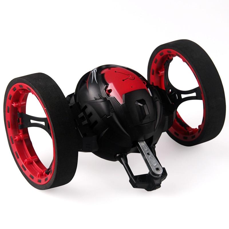 2.4G RC Bounce Car con salto de luz LED Música Equilibrio - Juguetes con control remoto - foto 4