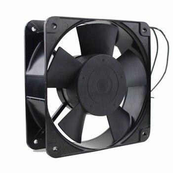 Gdstime 180*180*60mm Industrial 220V 240V Ball Bearing 180mm AC Cooling Fan Cooler
