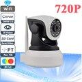 Alta Qualidade Onvif 720 P Câmera IP Sem Fio Wi-fi Câmera de CCTV HD interior Pan Tilt IR CUT Segurança CÂMERA de Rede de Apoio 128G SD cartão