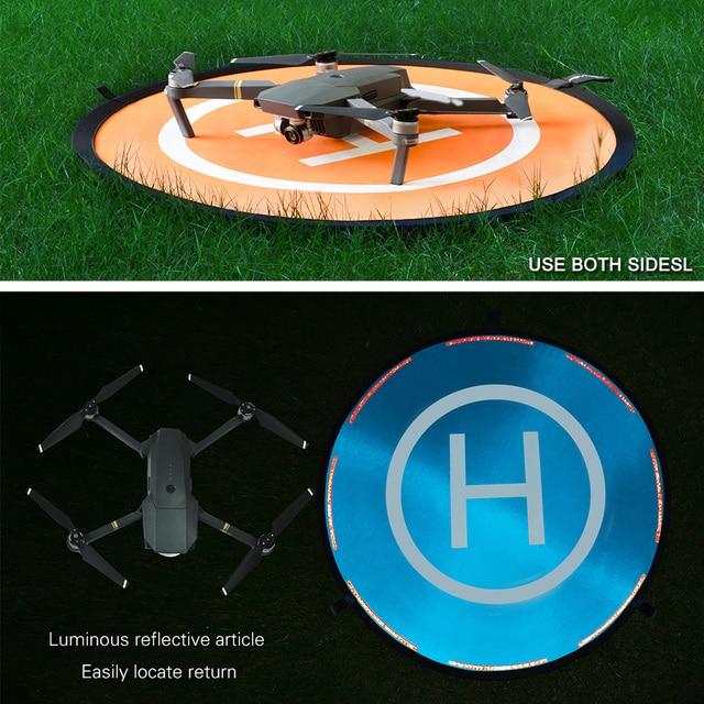 Площадка для посадки к дрону phantom найти колпак на камеру спарк комбо