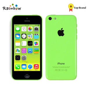 Apple iPhone 5c Original Ios 8gb 1gb GSM/LTE/WCDMA 8mp Refurbished Touchscreen Unlocked