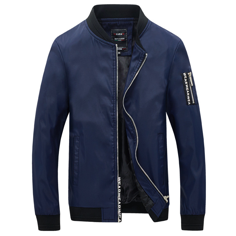 Compare Prices on Spring Men Casuall Jacket- Online Shopping/Buy ...