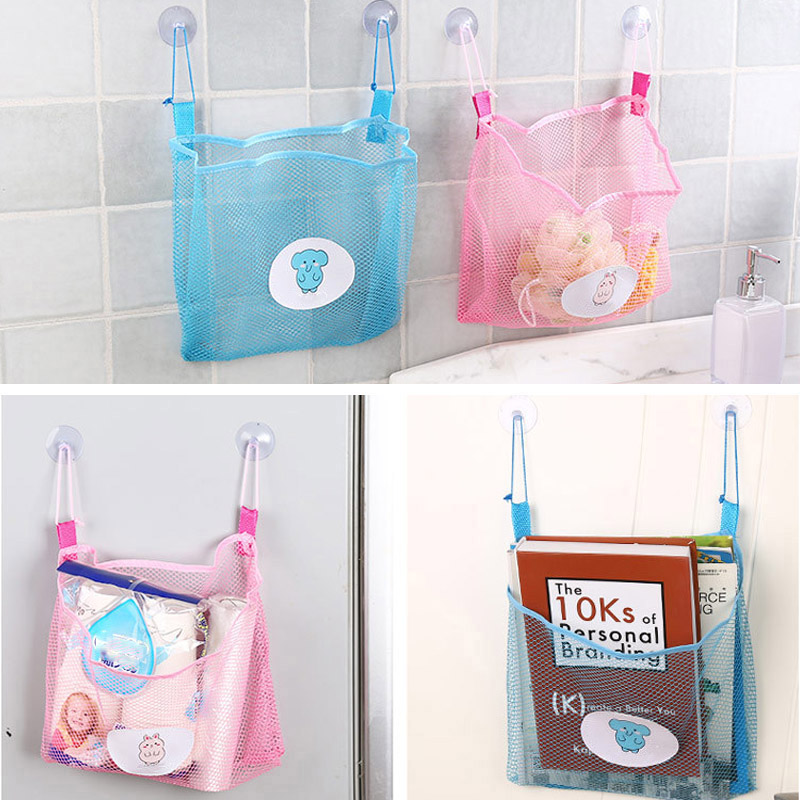 Toy Mesh Storage Bag