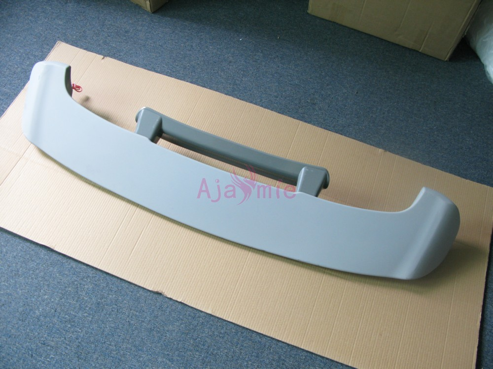 Unpainted Color Rear roof Spoiler 1998-2007 With Lame Car-Styling For Toyota Land Cruiser 100 LC100 J100 Accessories