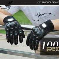 Blue Protective Gears Scoyco Motorcycle Gloves Winter Warm Waterproof Windproof Sports Racing Accessories Guantes Moto Motorbike