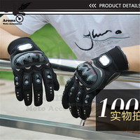 Blue Protective Gears Scoyco Motorcycle Gloves Winter Warm Waterproof Windproof Sports Racing Accessories Guantes Moto Motorbike