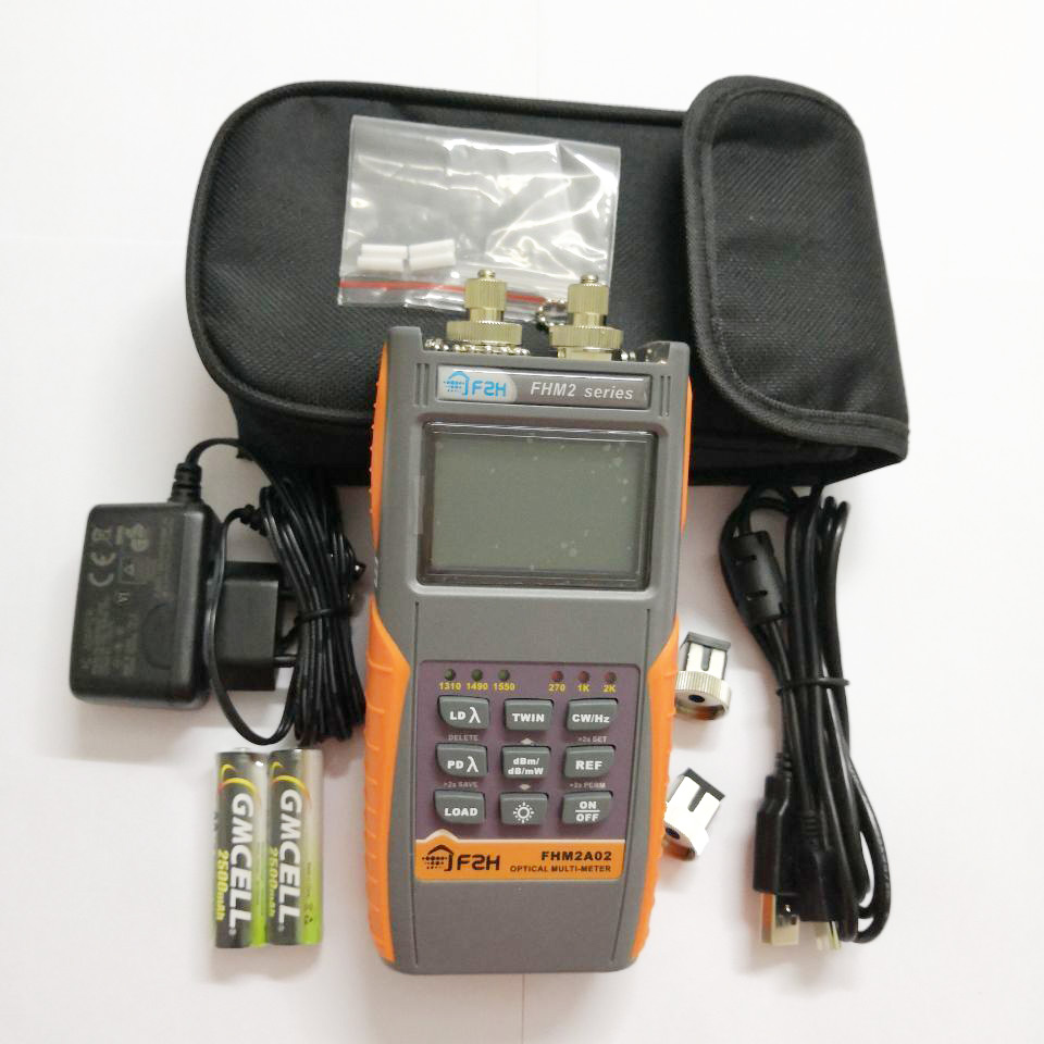 More stable measurement Double Measurement End Face GAOTek Precision Colorimeter with double Locating Equipped with rechargeable High-Capacity Li-ion Battery COLM-105 New Integrating Sphere Design