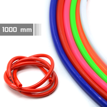 Universal Motorcycle Rubber Fuel Line Hose motocross ATV pit dirt bike off road For SUZUKI GSF Bandit 650 650S 1000 1200 1250 image