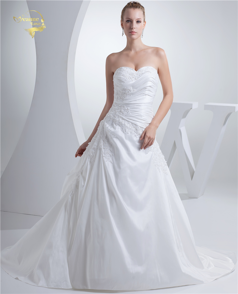 Aliexpress Com Buy Jeanne Love 2019 New Arrival Best: Jeanne Love New Arrival Fashion A Line Vintage Wedding