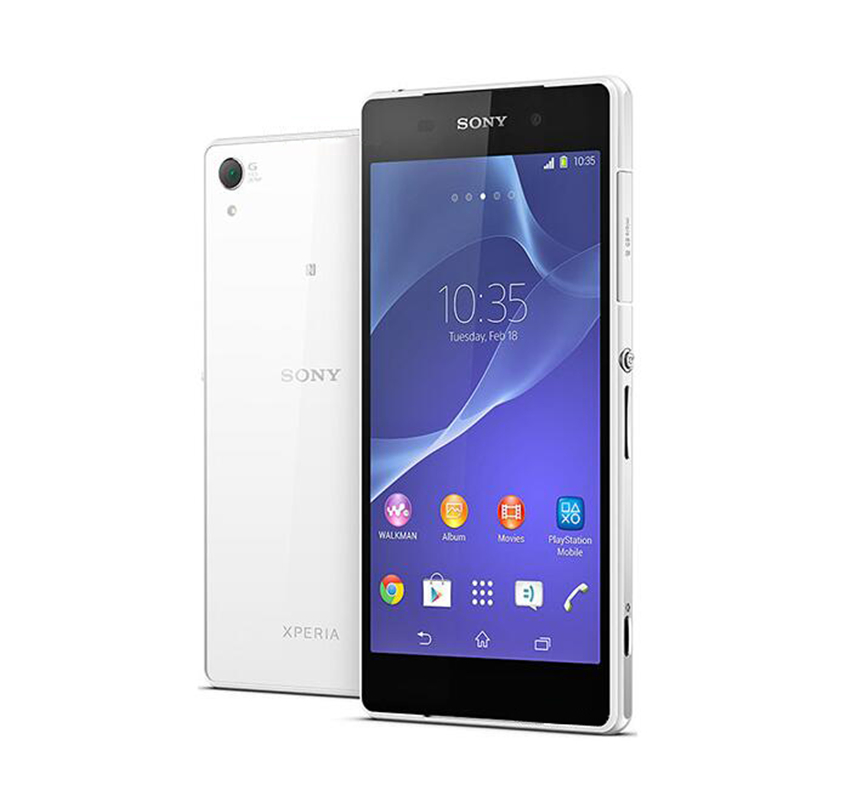 Sony Xperia Z2 D6503 Refurbished Mobile Phone With 4G LTE Android Quad Core And 20MP Camera