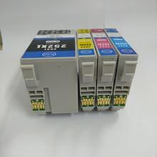 Vilaxh T2521 Cartouche D'encre Pour Epson WorkForce WF-3620 WF-3640 WF-7110 WF-7610 WF-7620 wf 3620 3640 7610 7620