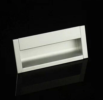 Hole C:C:64mm Wholesale Hardware Furniture handles Cabinet knobs and handles Drawer handle Invisible handle Pull handles furniture drawer handles wardrobe door handle and knobs cabinet kitchen hardware pull gold silver long hole spacing c c 96 224mm