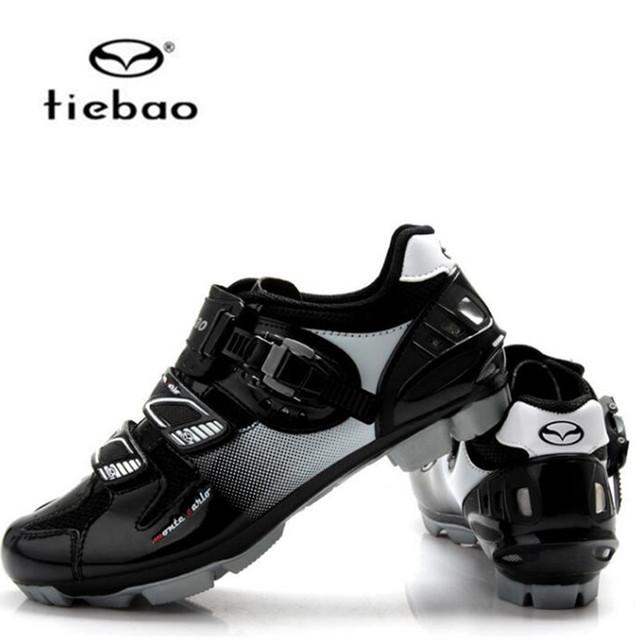 Sapatilha ciclismo mtb Tiebao Ciclismo Sapatos me Zapatos Calzado Ciclista Homens Ultraleves Sapatos Para Corrida De Ciclismo De Carretera