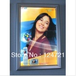 где купить Slim Snap Frame Tracing Light Box Advertising Led Light Panel Box Display 6Pcs/Lot Wholesale по лучшей цене