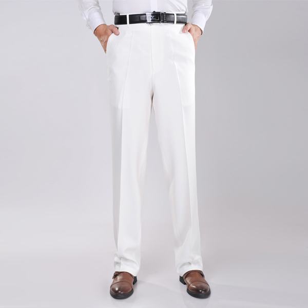 Popular Mens White Slim Dress Pant-Buy Cheap Mens White Slim Dress ...