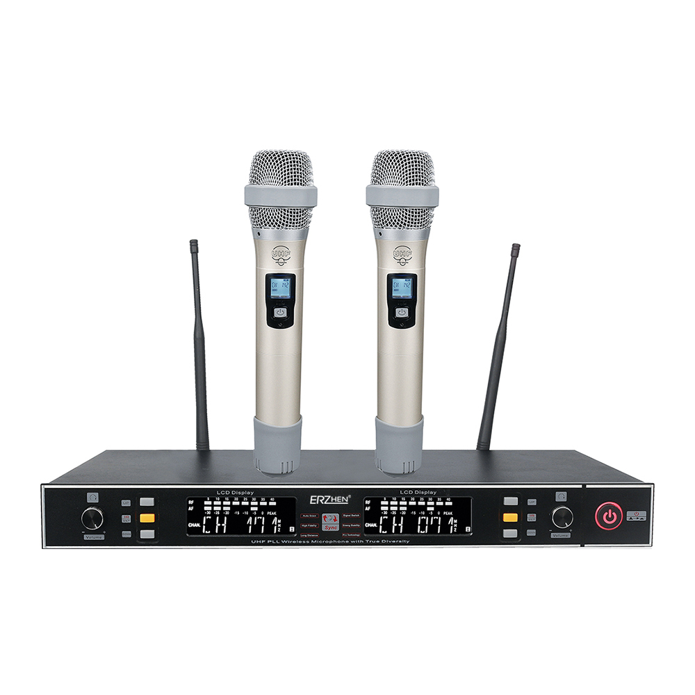 hot selling wireless mic professional wireless microphone system r u889 high quality wireless. Black Bedroom Furniture Sets. Home Design Ideas
