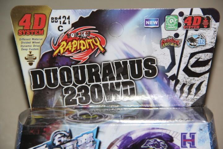 Beyblade-Metal-Fusion-Beyblade-Metal-Fusion-Master-Fight-4D-System-BB121C-DUOURANUS-230WD-NEW- (2)
