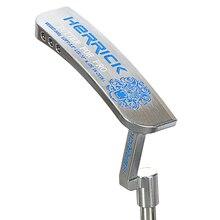 Clubes de golfe putter listra reta dos homens cnc equilíbrio cinco cores com headcover golfe frete grátis