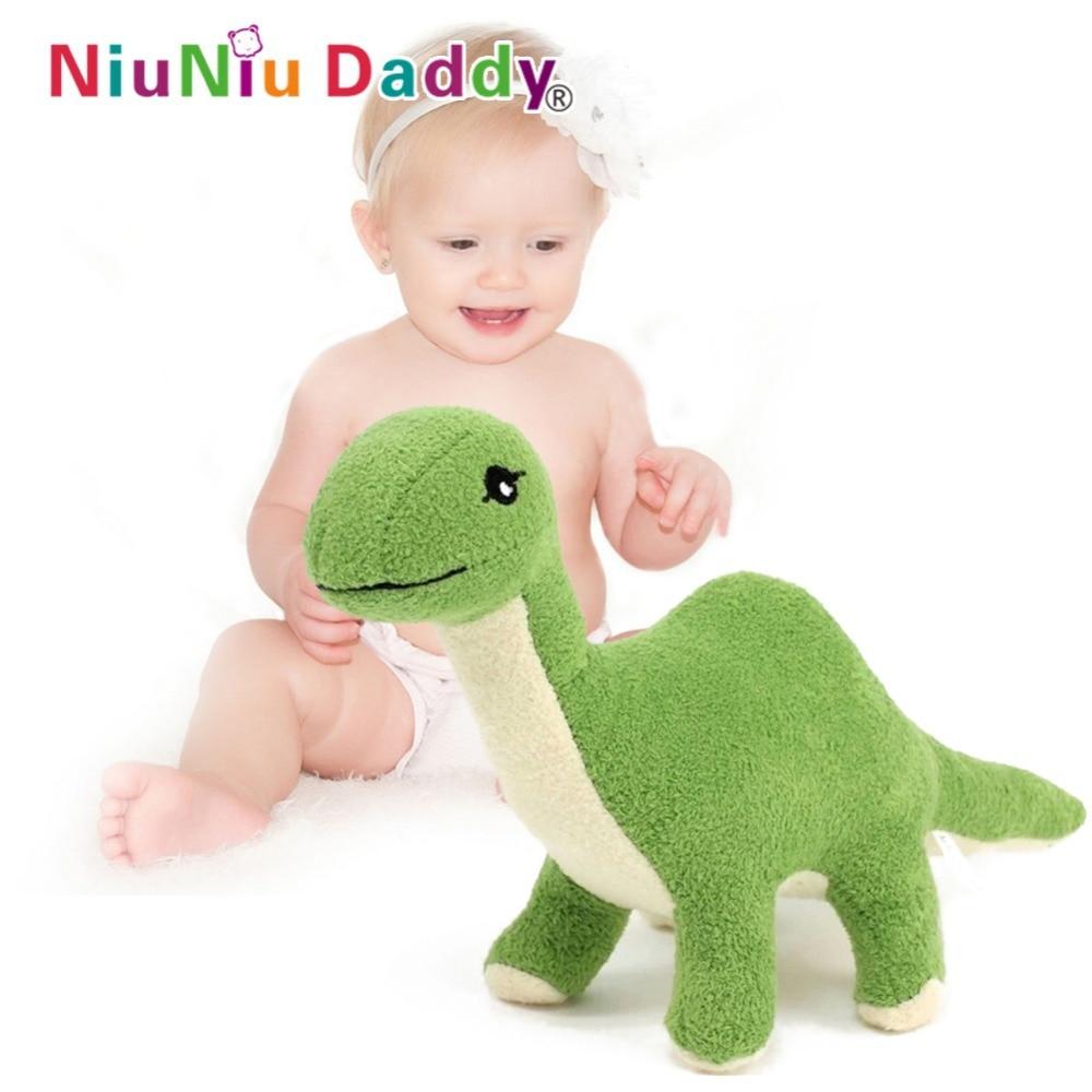 Dinosaurio juguetes de peluche 30 CM Lindo peluche juguetes peluche animal muñeca bebé juguetes Cumpleaños regalo del Día de San Valentín Venta caliente