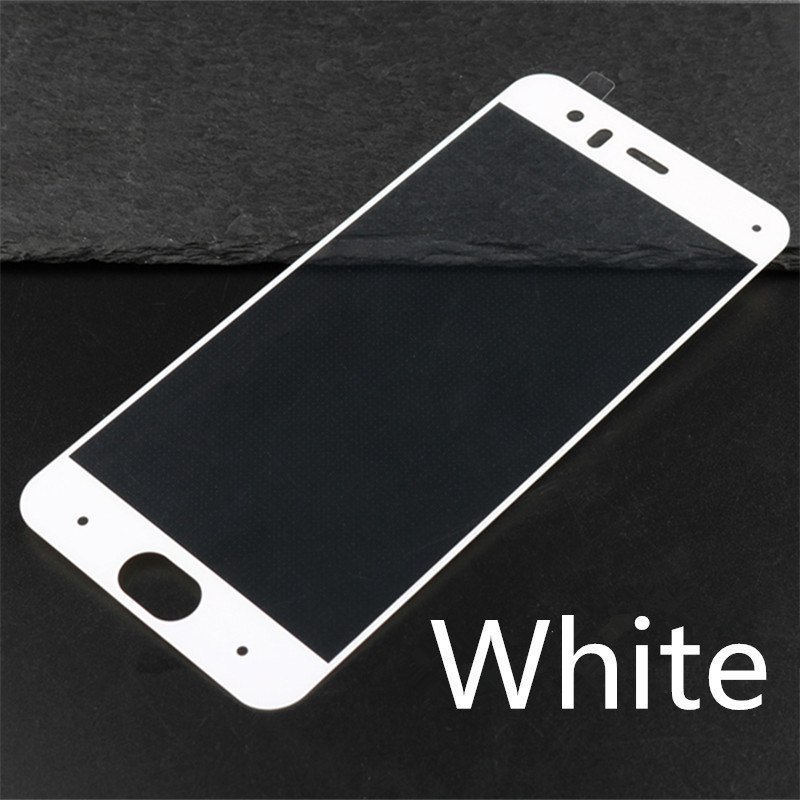 wholesale Tempered glass for Xiaomi mi6 mi 6 m6 full Screen Protector 9H Protective Film full cover for Xiaomi 6 mi6 mi 6 glass in Phone Screen Protectors from Cellphones Telecommunications