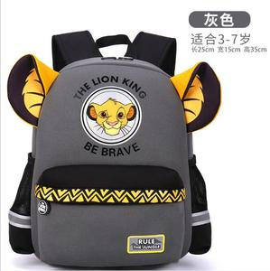 Image 3 - Genuine Disney movie the lion king  Simba Cartoon bag plush Doll Backpack Kids Girls boy children toy Christmas Birthday gift