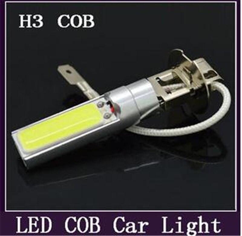 Car styling Faros antiniebla LED COB H3 - Luces del coche