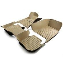 Coche tapetes alfombras pie para Chevrolet Blazer SPARK SAIL EPICA LOVA cruze AVEO Optra 560 610 630 730 auto envío gratis nuevo