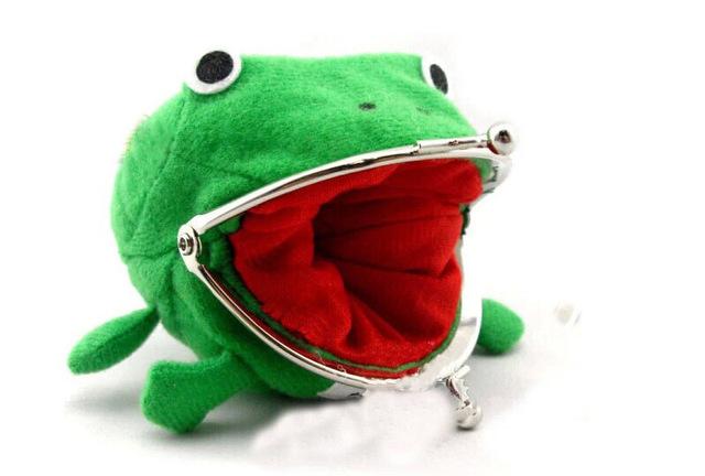 Naruto Frog Wallet Coin Purse