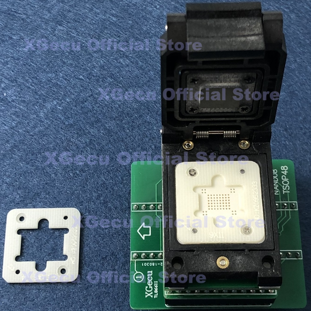Programmer Tl866ii-Plus BGA63 NAND For Can-Support Flash-Only Zif-Adapter/adaptor