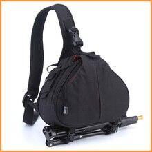 Водонепроницаемый рюкзак Плеча DSLR Камеры сумка Для Canon EOS 1300D 760D 750D 600D 700D 6D 5DII 60D 5DS 5DR 1200D