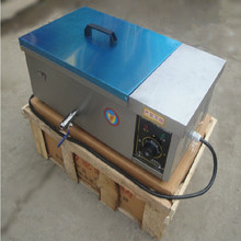 12 L Deep Fryer Pot Commercial Household Stainless Steel Potato Chicken deep Frying Machine ZF