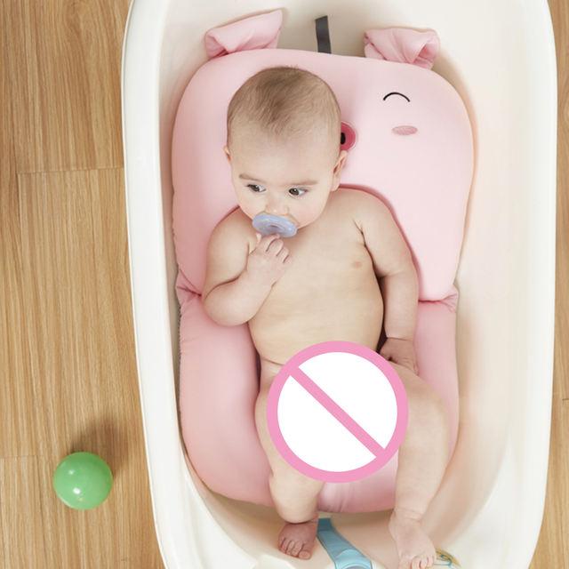 Colchón hinchable portátil para baño