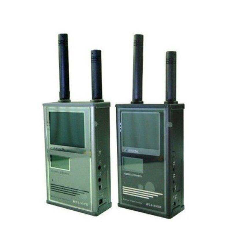 Caméra sans fil hunter 0.9 à 2.5G caméra sans fil scanner sans fil caméra récepteur détecteur affichage Anti-candide caméra détecteur