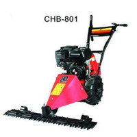 CHB 801 gasoline scythe mower machine
